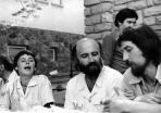 Csorba Simonnal, 1970-es évek